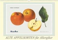 BUND-Kalender 2016 mit Apfelsorten für Allergiker