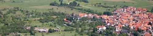 Streuobstdorf Büchelberg